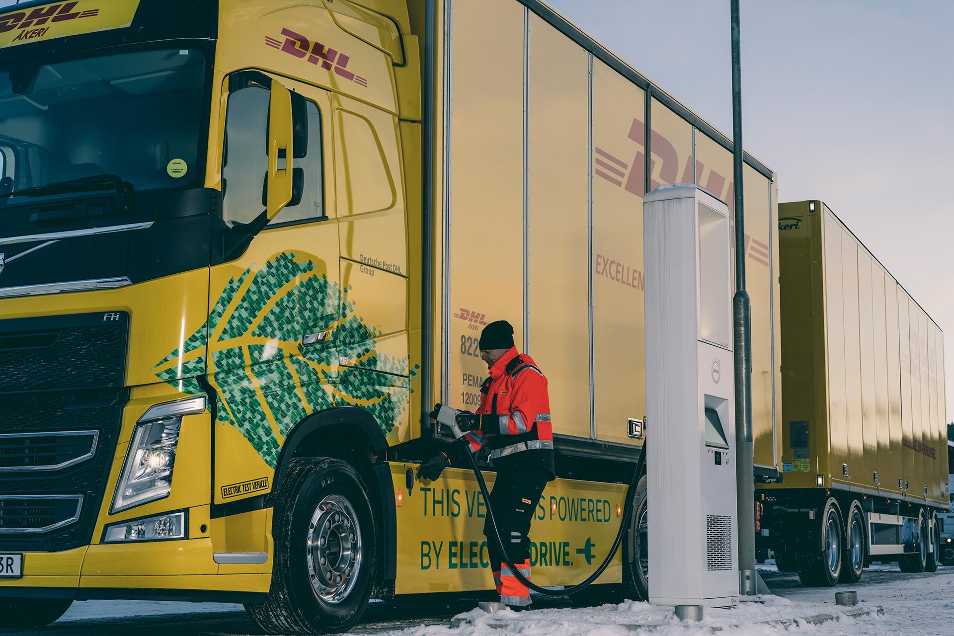 Långresor på eldrift – Volvo satsar tungt