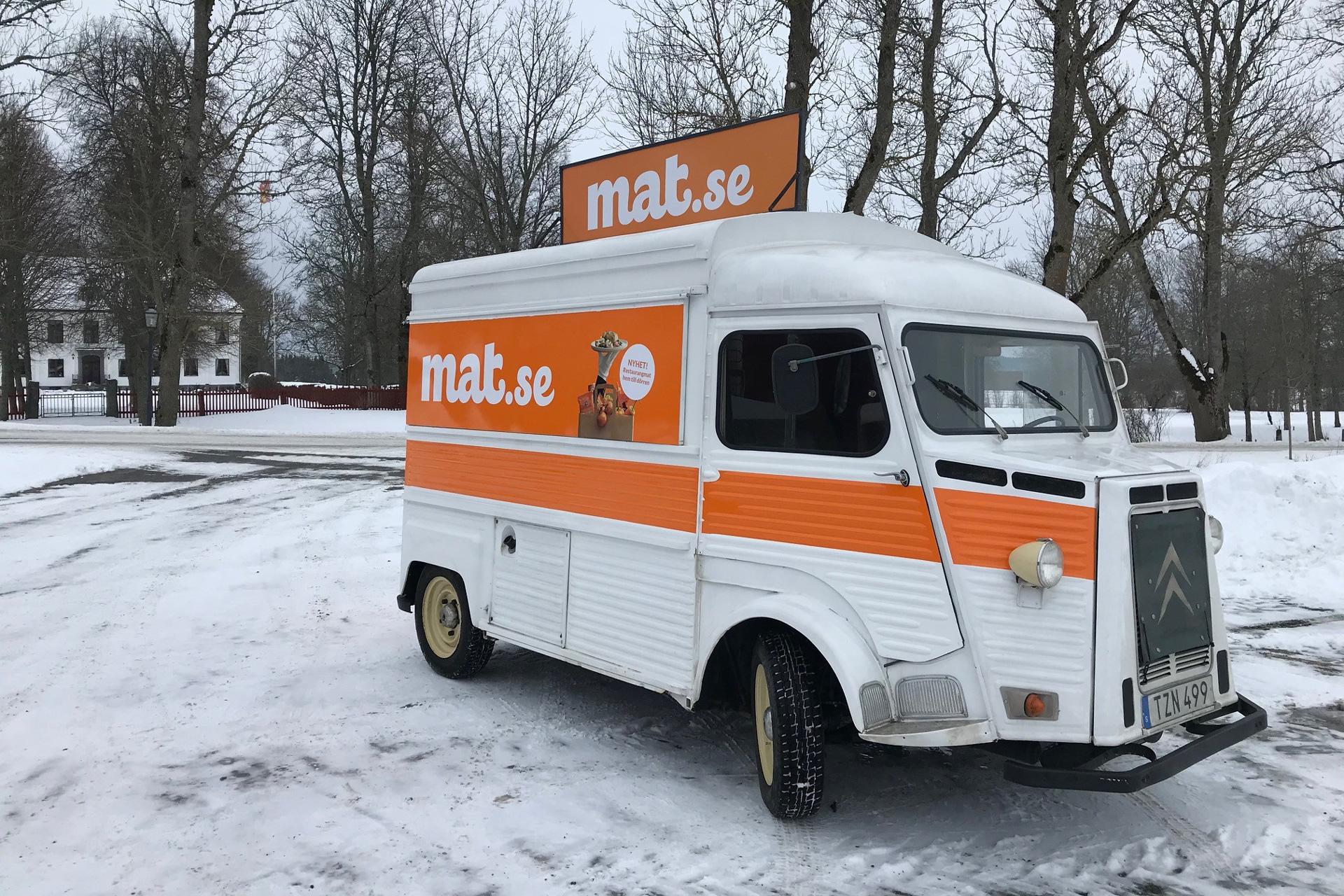 Mat.se testar nytt – foodtruck i Göteborg