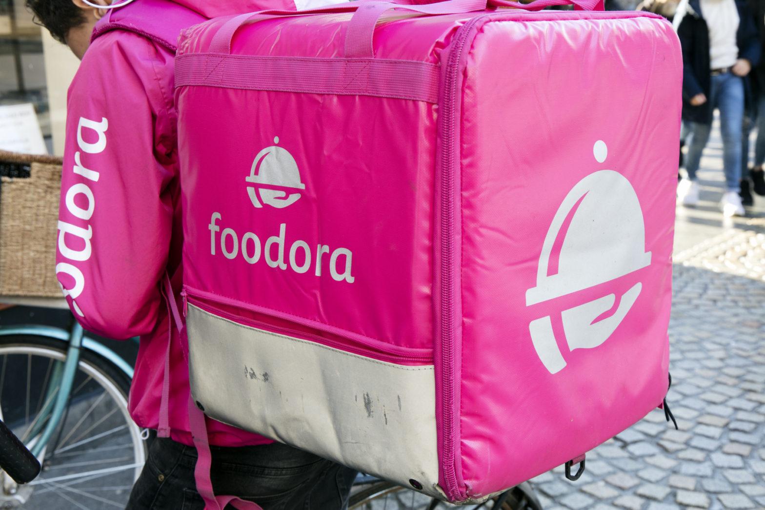 Nära kollektivavtal hos Foodora och fler