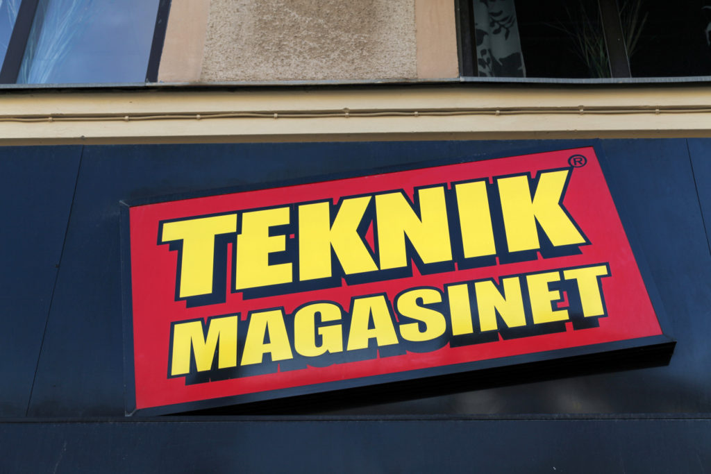 Teknikmagasinet satsar – logistik i Eskilstuna