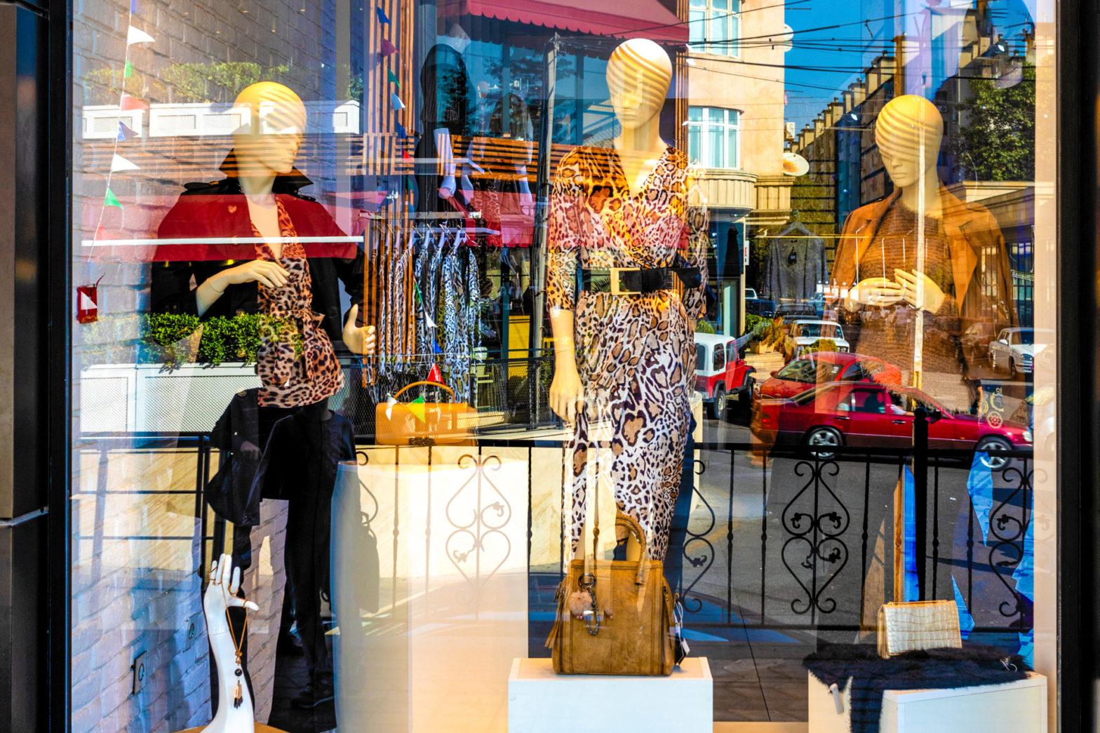 Tung start på 2021 för hela modehandeln