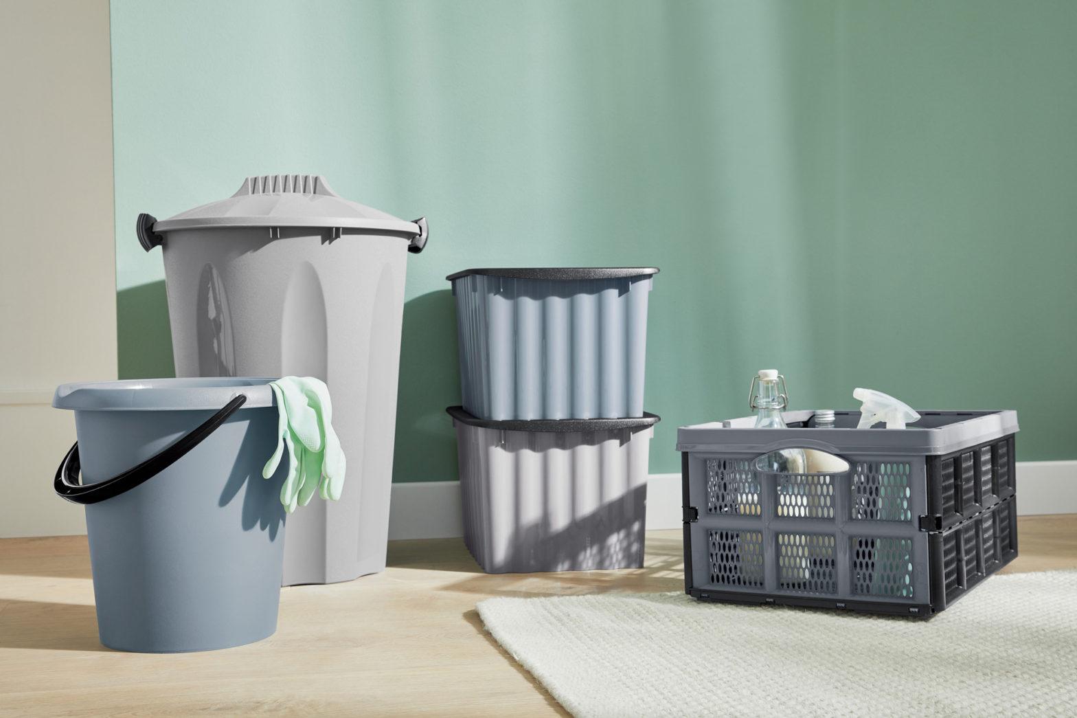 Lidl lanserar mer i återvunnen plast