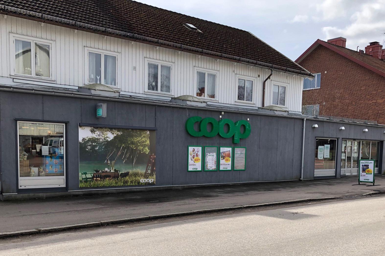 """Nu har Coop öppnat första """"hybridbutiken"""""""