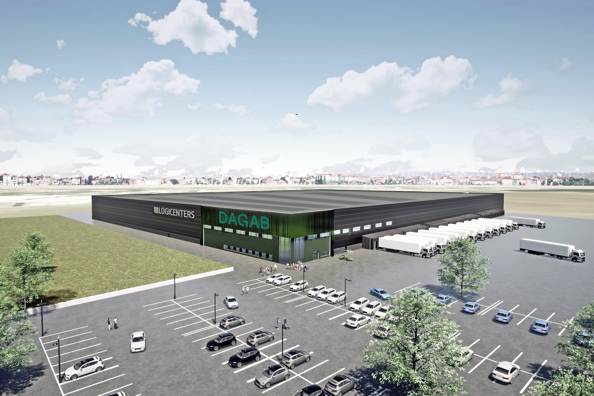 Bygger nytt rikslager – Dagab till Landskrona