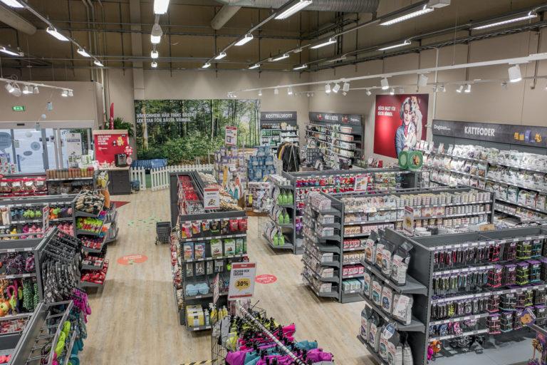 Dogman förvärvar butikskedja i Norge