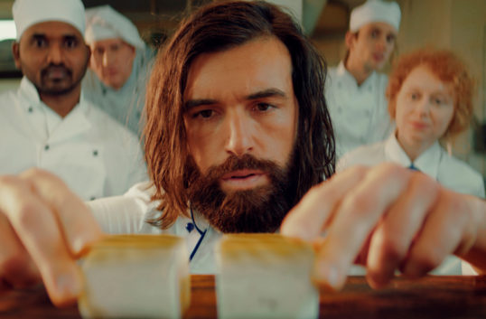 Grekisk matmagi i ny reklamfilm
