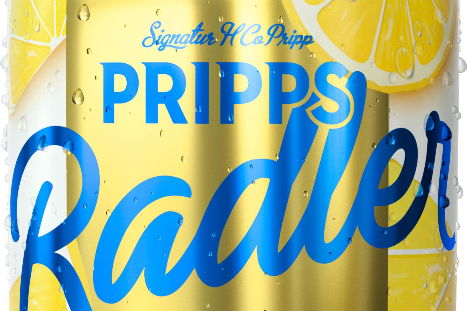 Ny alkoholfri dryck – Pripps radler är här