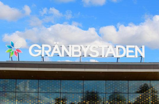 Gränbystaden Uppsalas bästa köpcentrum