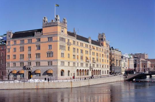 Sverige börjar öppnas steg för steg 1 juni