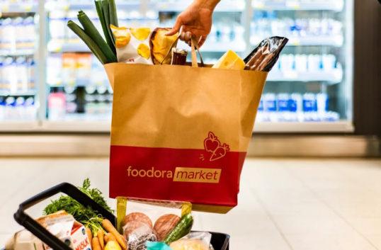 Foodora och Matsmart drar igång samarbete