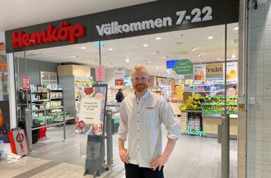 Hemköp öppnar butik nummer 200 i Lerum