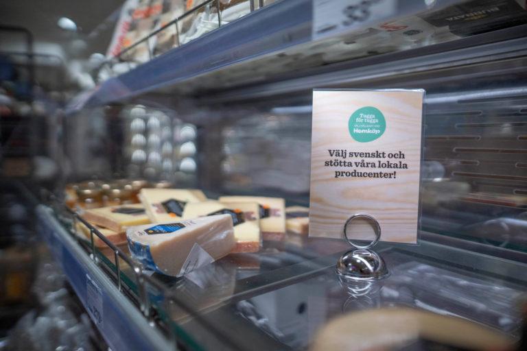 Hemköp klimatguidar i sju pilotbutiker