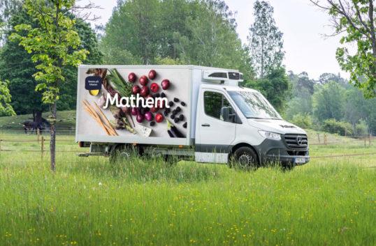 Fossilfritt redan i år – Mathems tydliga mål