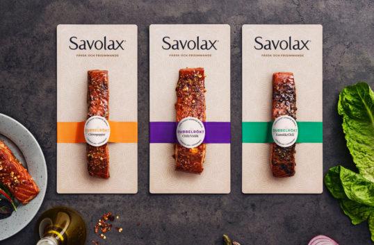 Savolax fortsätter satsningen – lanserar färdigkryddat