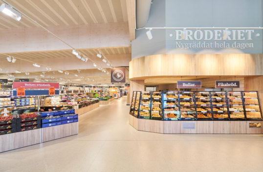 Toppbetyg i hållbarhet till tre Lidl-butiker