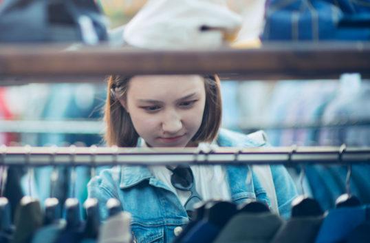 Ljusare tider i sikte för modehandeln