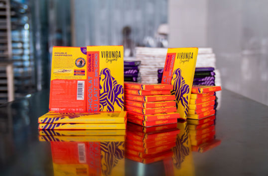 Virunga Origins lanseras i Sverige