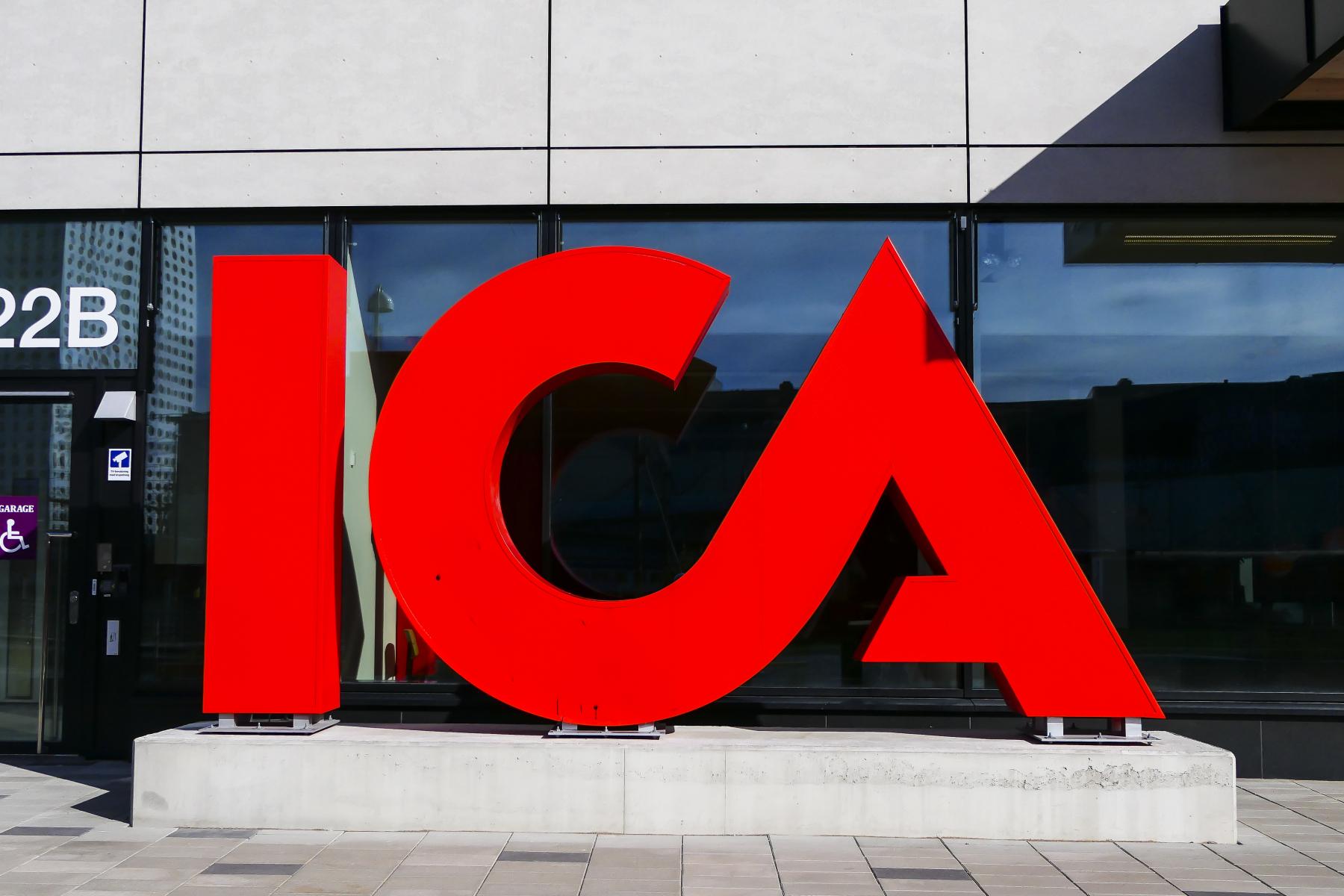 1,4 procent plus för Ica under juni