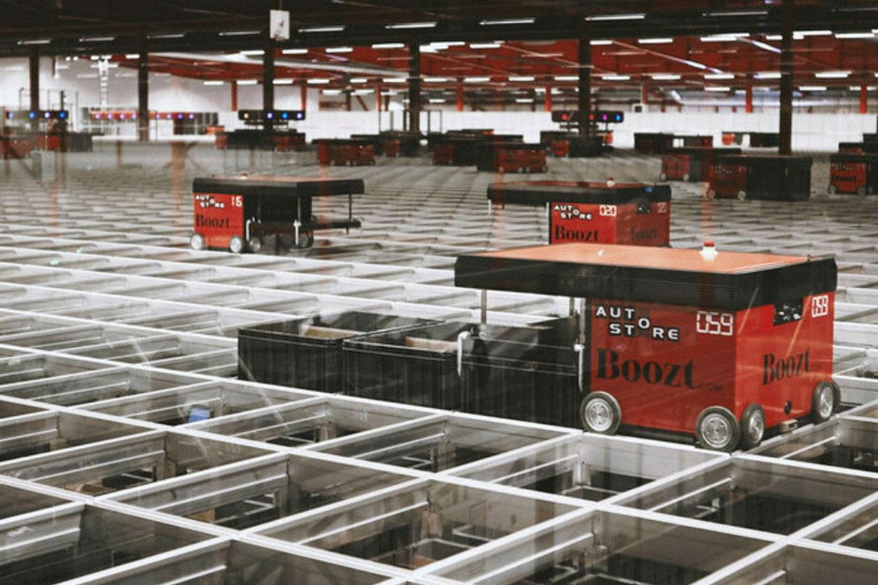 Blir världens största Autostore-lager – igen