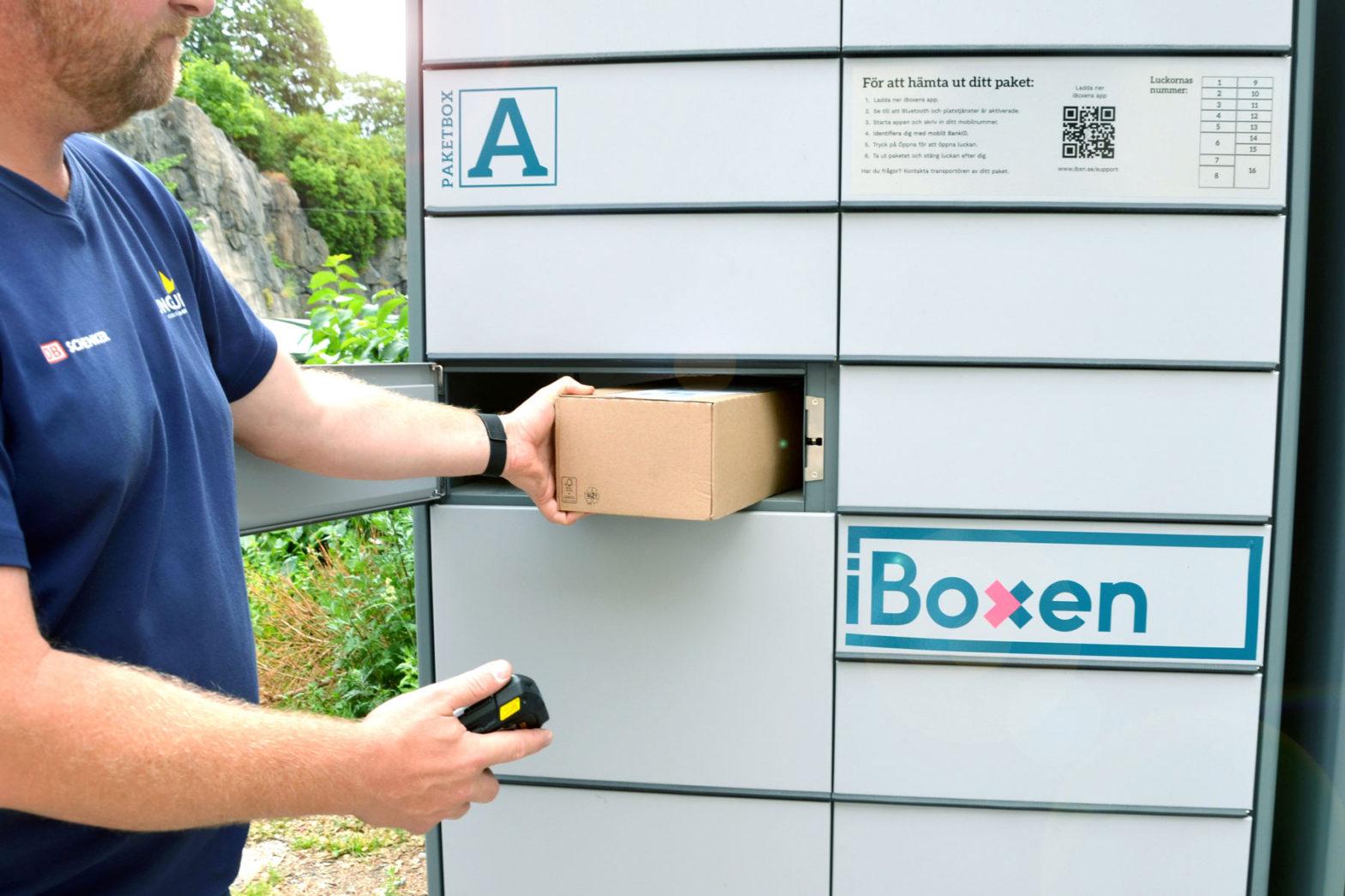 DB Schenker testar ny leveranslösning