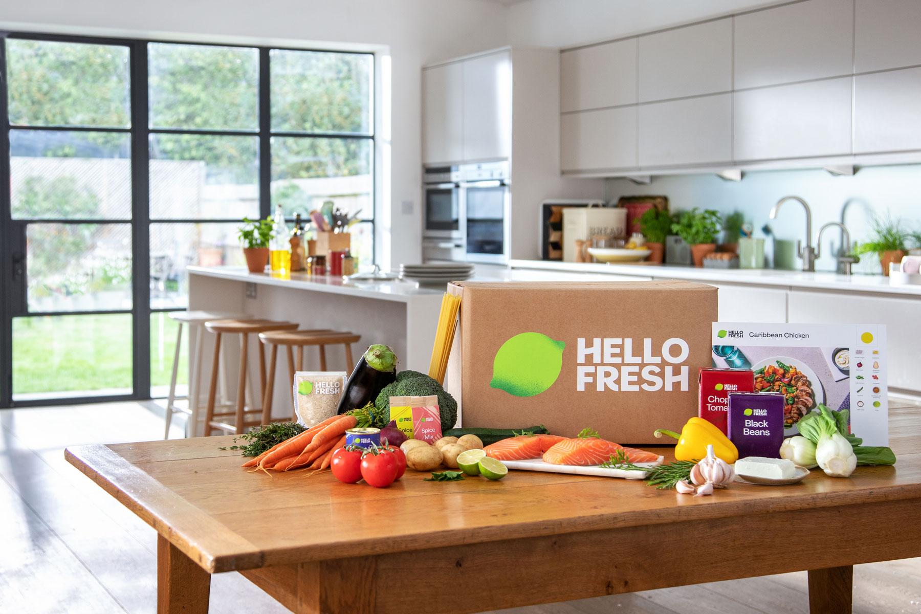 Hellofresh vägrar att uppge storlek på svinn