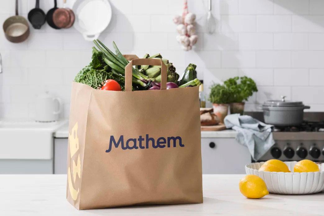 Mathem tar ett nytt semester-PR-grepp