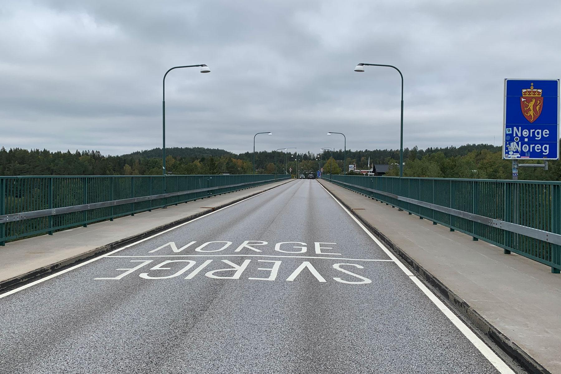 Norsk karantän nu för alla svenskar
