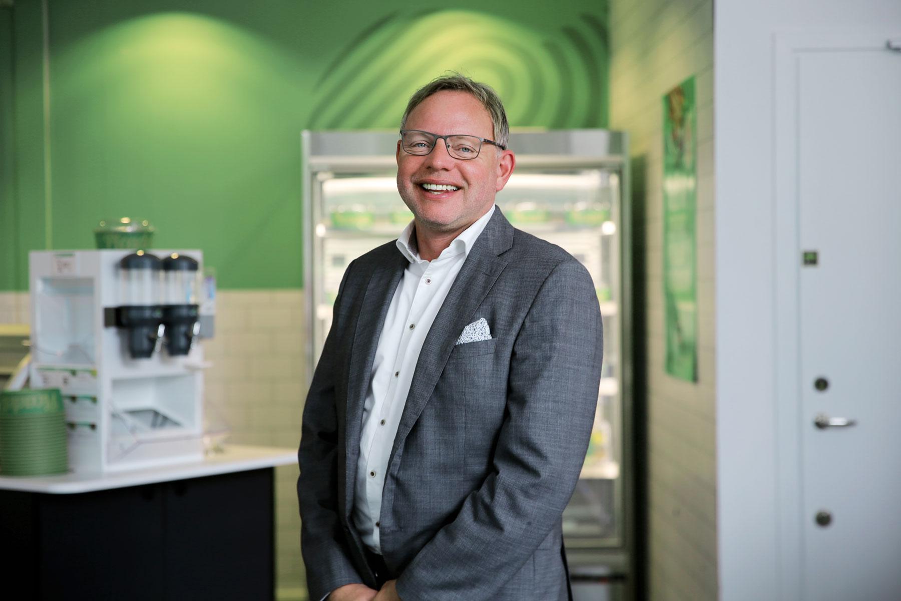 Greenfood köper västsvensk varuleverantör