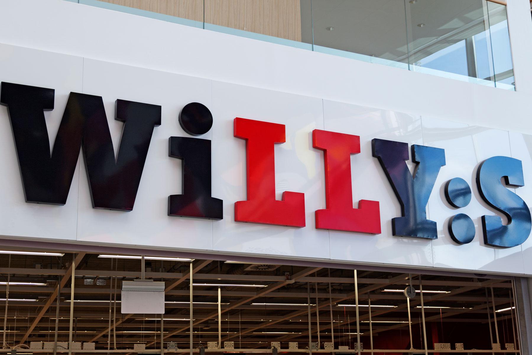 Willys öppnar ny butik i Kumla 2023