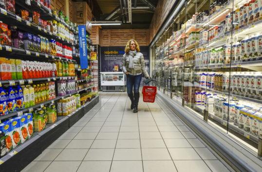 Mer ekologisk mat om priset var lägre