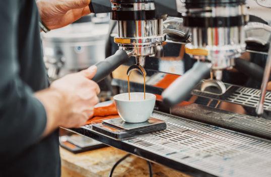 Kaffepriset nu det högsta på fyra år
