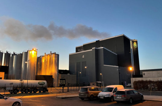 Får grönt ljus för mjölkpulver till Kina