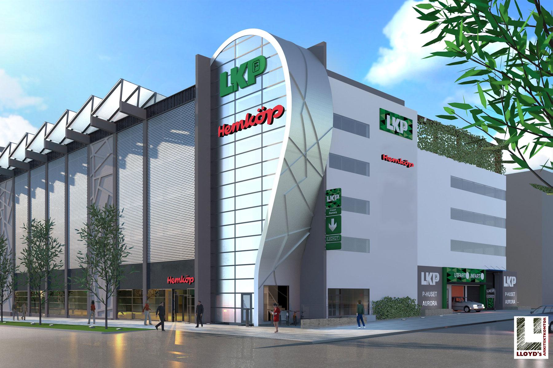 Hemköp öppnar ny butik i Lund våren 2022