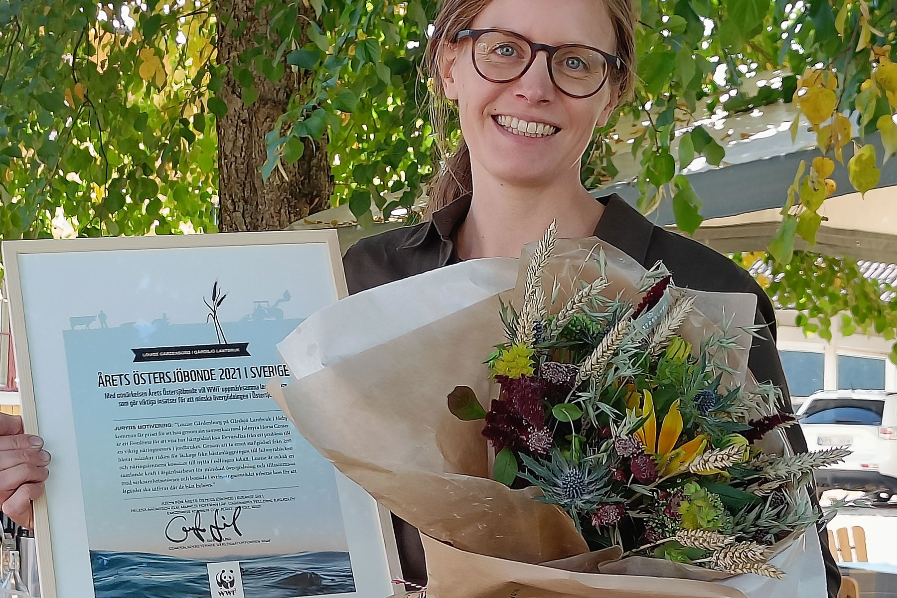 Lantbrukare från Heby årets Östersjöbonde