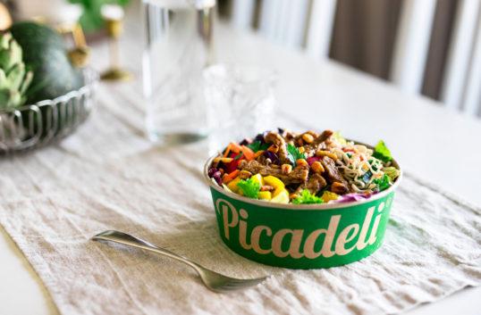 Picadeli förändrar i sina salladsbarer