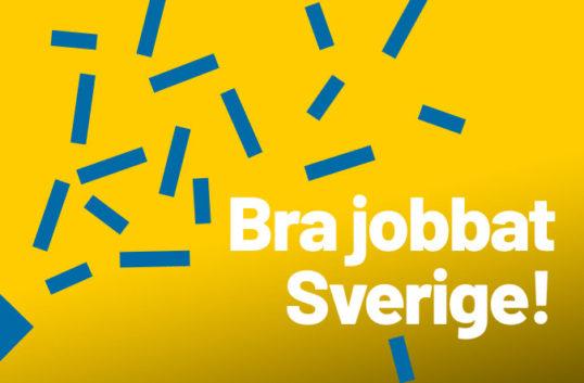 Sverige världens näst mest innovativa land