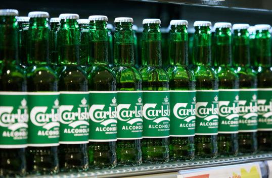 Försäljningsrekord för alkoholfri öl