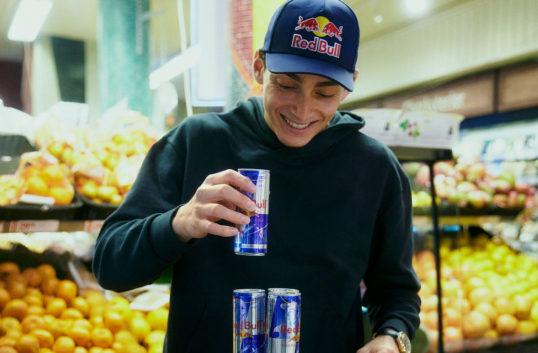"""Ska marknadsföra sin """"egen"""" Red Bull"""