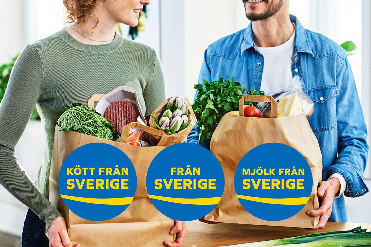 Livsmedelsdagarna med 98 procent svensk meny