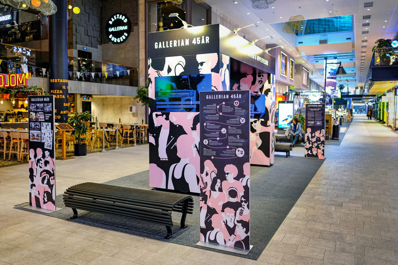 Gallerian firar 45 år med ny utställning
