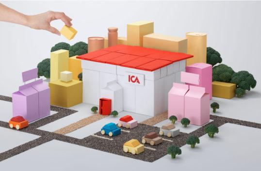 Ica fastigheter köper av Första AP-fonden