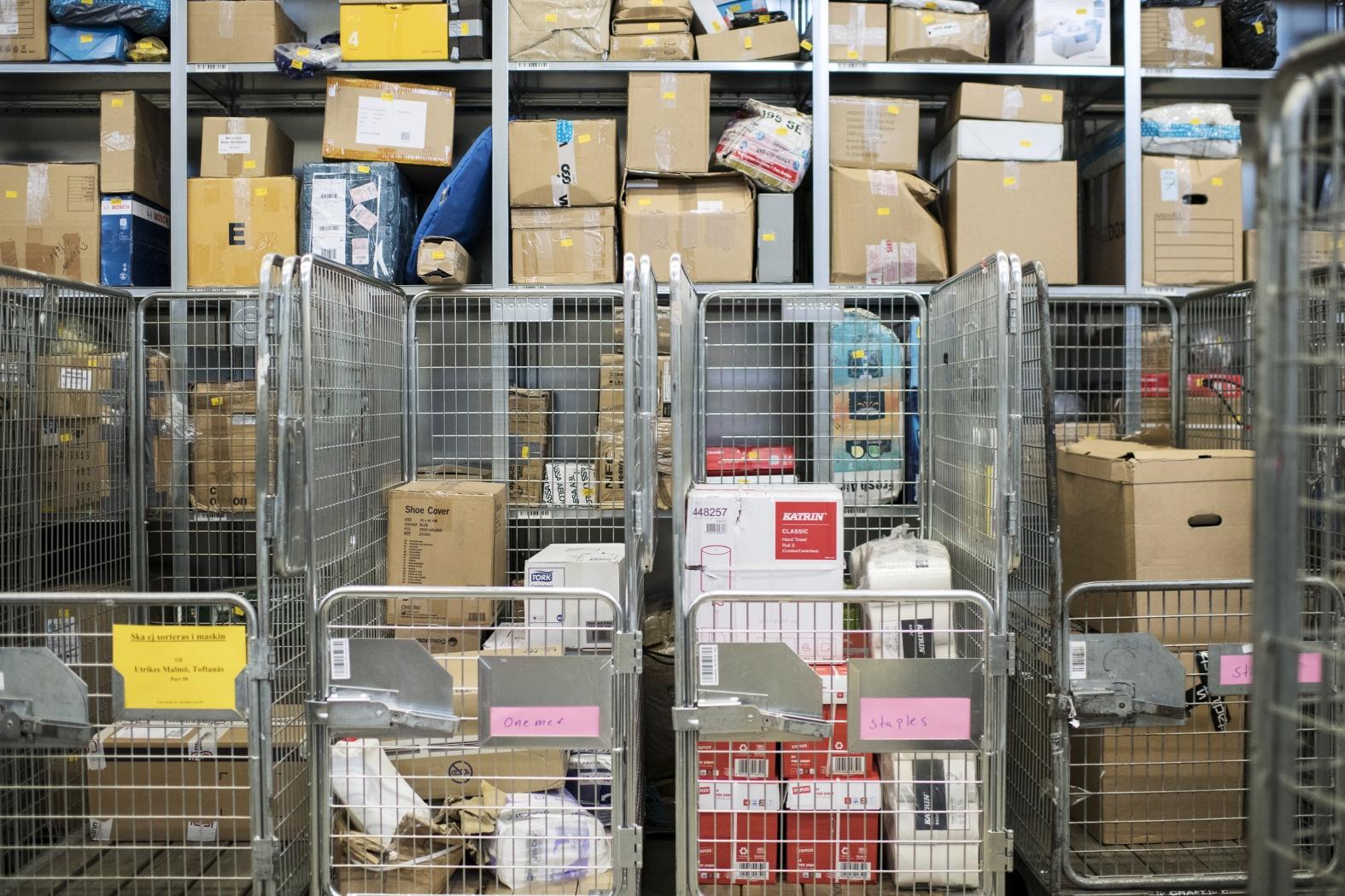 Paketmarknaden växer och konkurrensen ökar